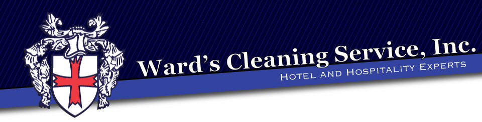 Ward's Cleaning logo